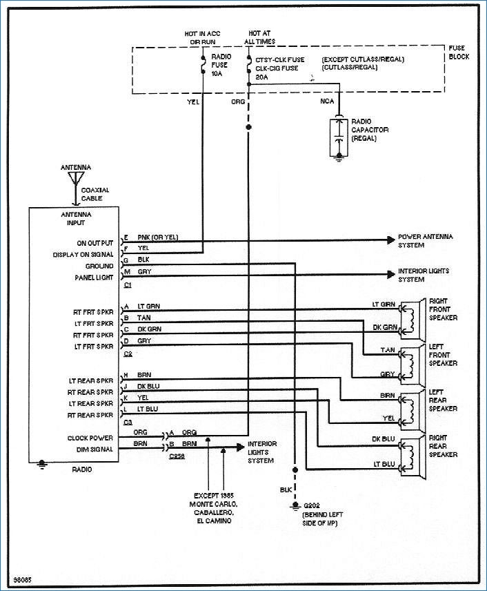jeep sound bar wiring diagram Collection-Wiring Diagrams 6-n