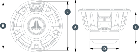 jl audio 12w6v2 wiring diagram Collection-Table Image 4-a
