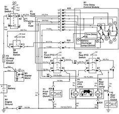 john deere lawn mower wiring diagram Collection-John Deere Wiring Diagram on And Fix It Here Is The Wiring For That Section 19-r