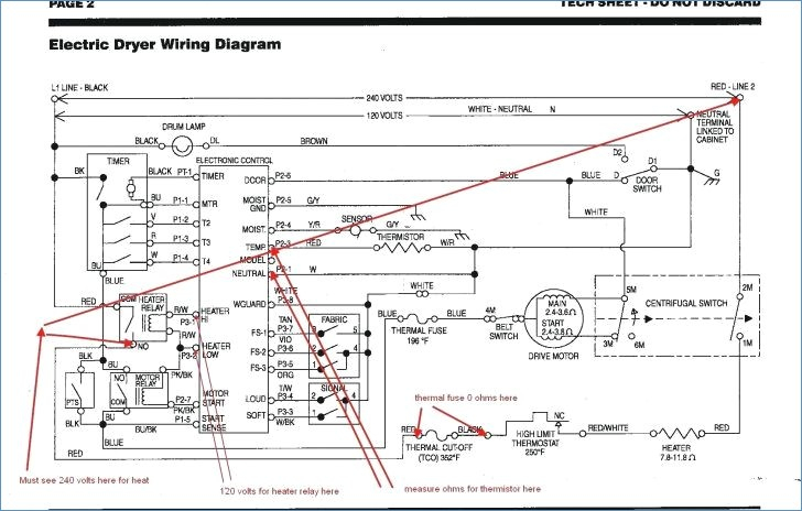 kenmore dryer power cord wiring diagram Download-14 kenmore dryer wiring diagram photograph 0D 9-n