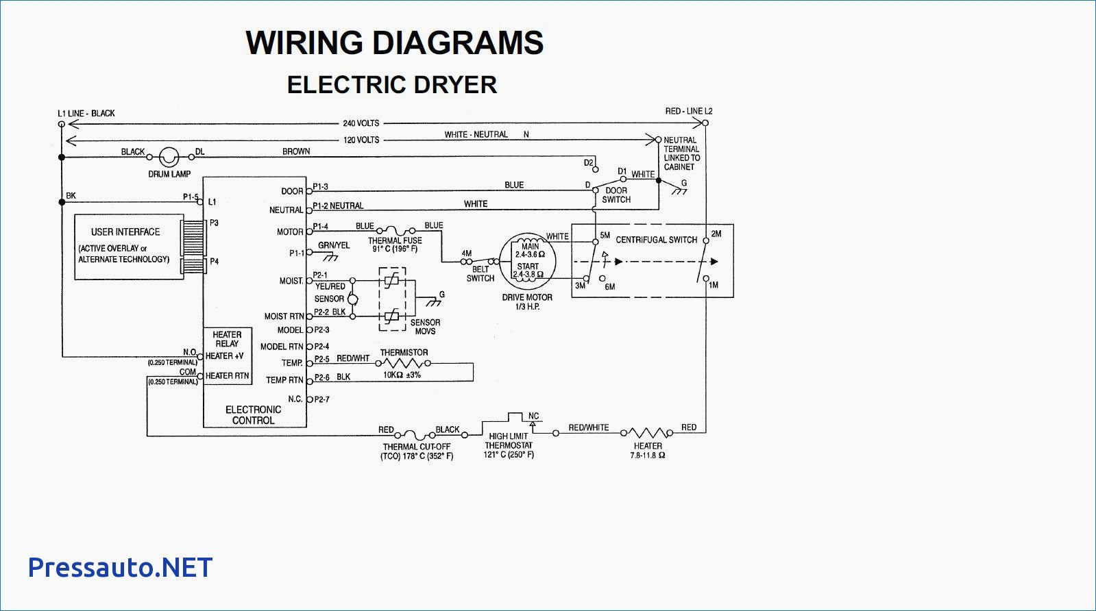 kenmore dryer wiring diagram Collection-Electrical Circuit Diagram Wonderful Kenmore Dryer Wiring Diagram Fitfathers Me Que Wire 37 Unique Electrical 4-q
