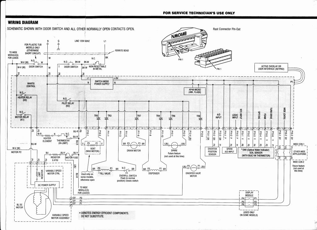 kenmore elite wiring diagram Collection-Kenmore Elite Refrigerator Wiring Diagram New Wiring Diagram For Kenmore Elite Refrigerator Best 19-g