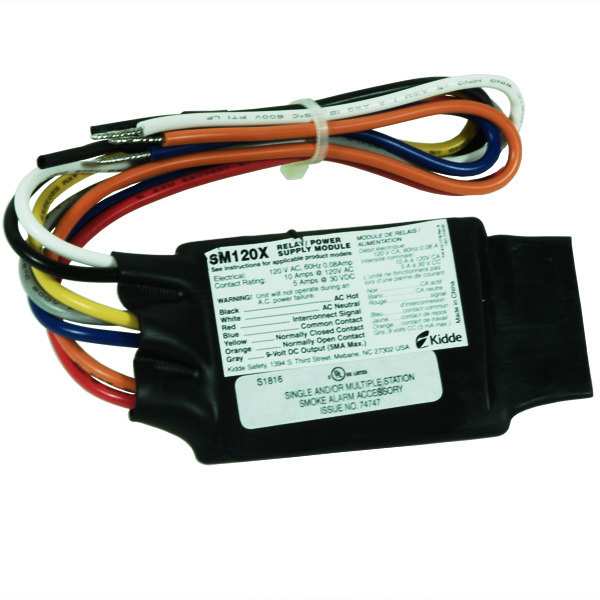 kidde sm120x relay wiring diagram Download-Kidde Sm120x Relay Wiring Diagram Best Kidde Smoke Detectors Kidde Smoke Detector 29hldfr Kidde I9060ca 11-h