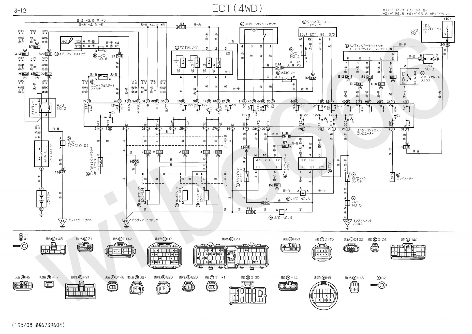 kohler wiring diagram collection