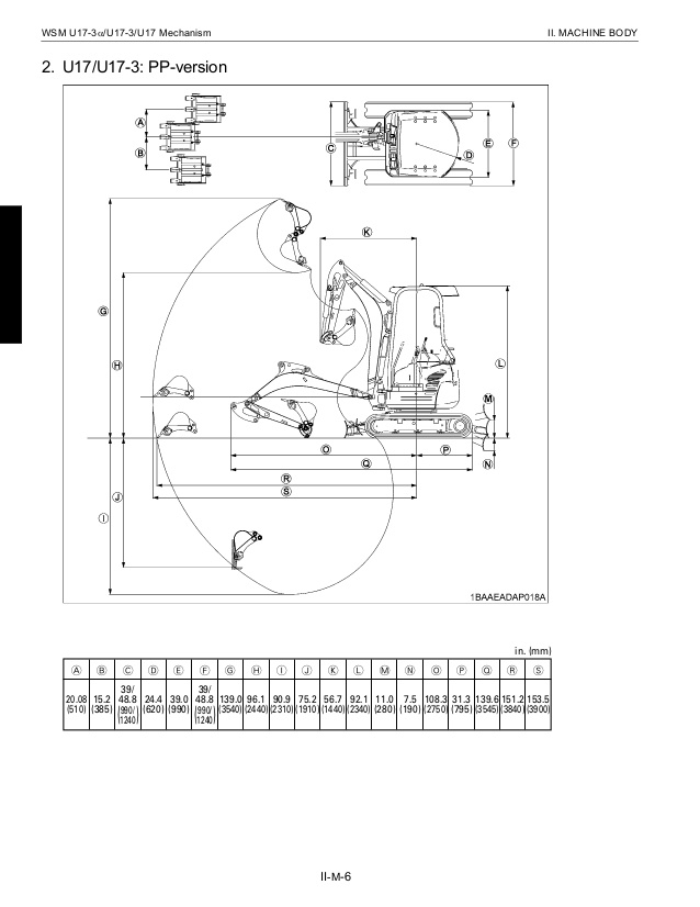kubota kx121 3 wiring diagram Download-kubota u173 micro excavator service repair manual 46 638 8-o