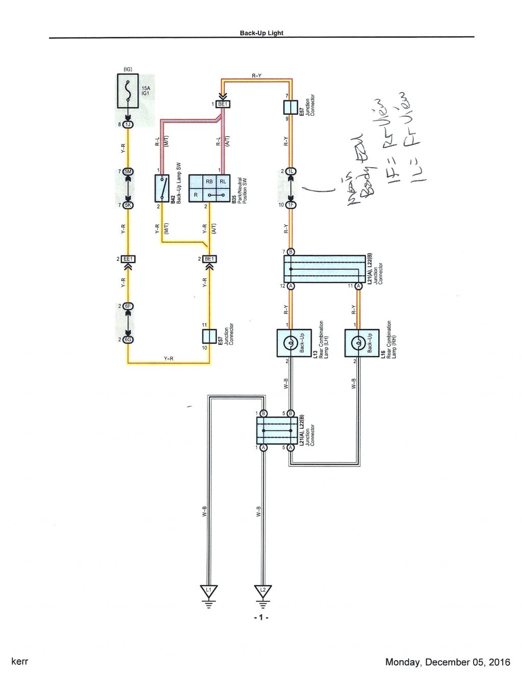 L21    30r Wiring    Diagram    Sample   Wiring Collection