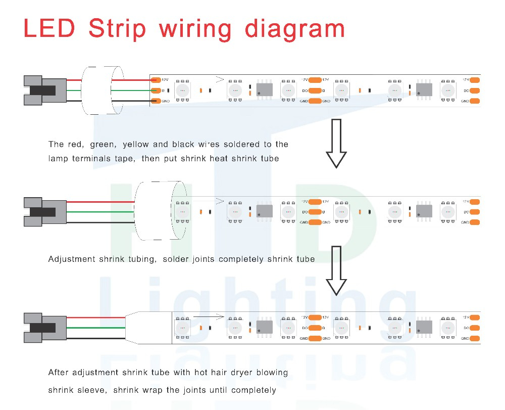 led channel letter wiring diagram Download-1 20-b