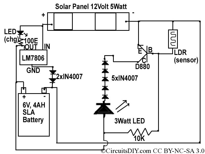 led street light wiring diagram Collection-best led lamp circuit diagram with led lamp circuit diagram 15-o