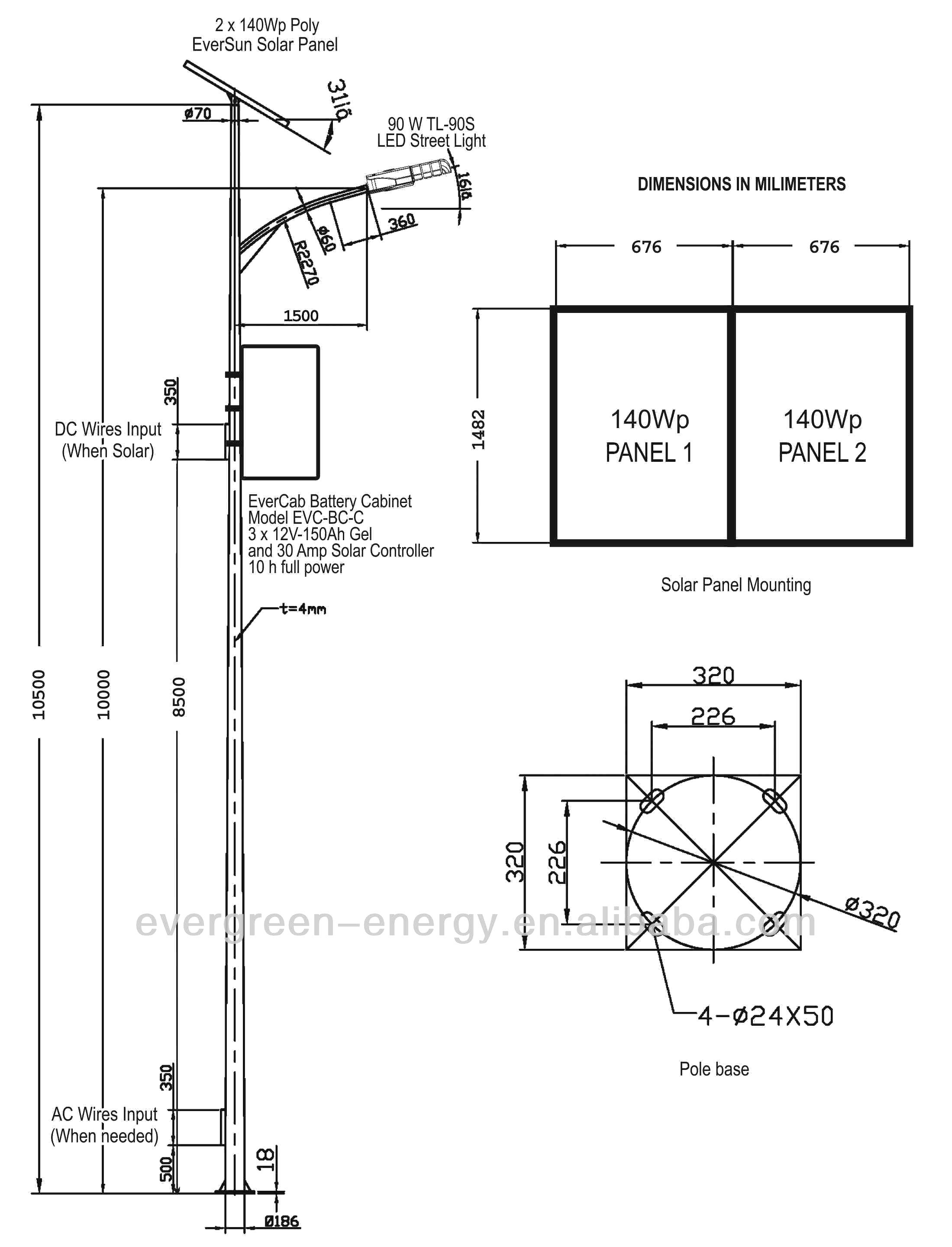 led street light wiring diagram Download-Circuit Diagram Zen Solar Related Post 5-s