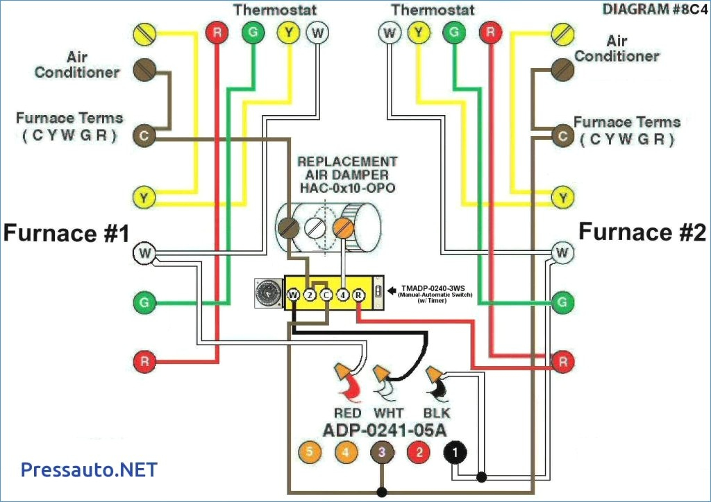 Lennox Furnace Thermostat Wiring Diagram Gallery