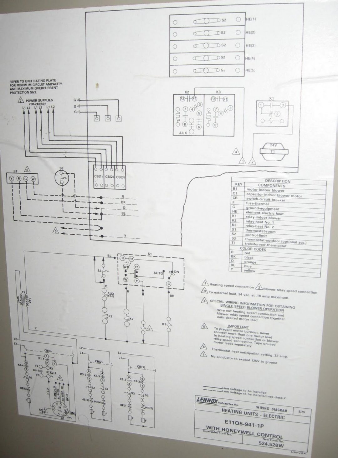 lennox wiring diagram Collection-Ac Unit Wiring Diagram Fresh Lennox Wiring Diagram Air Conditioner Schematic Hvac Package Unit 6-m