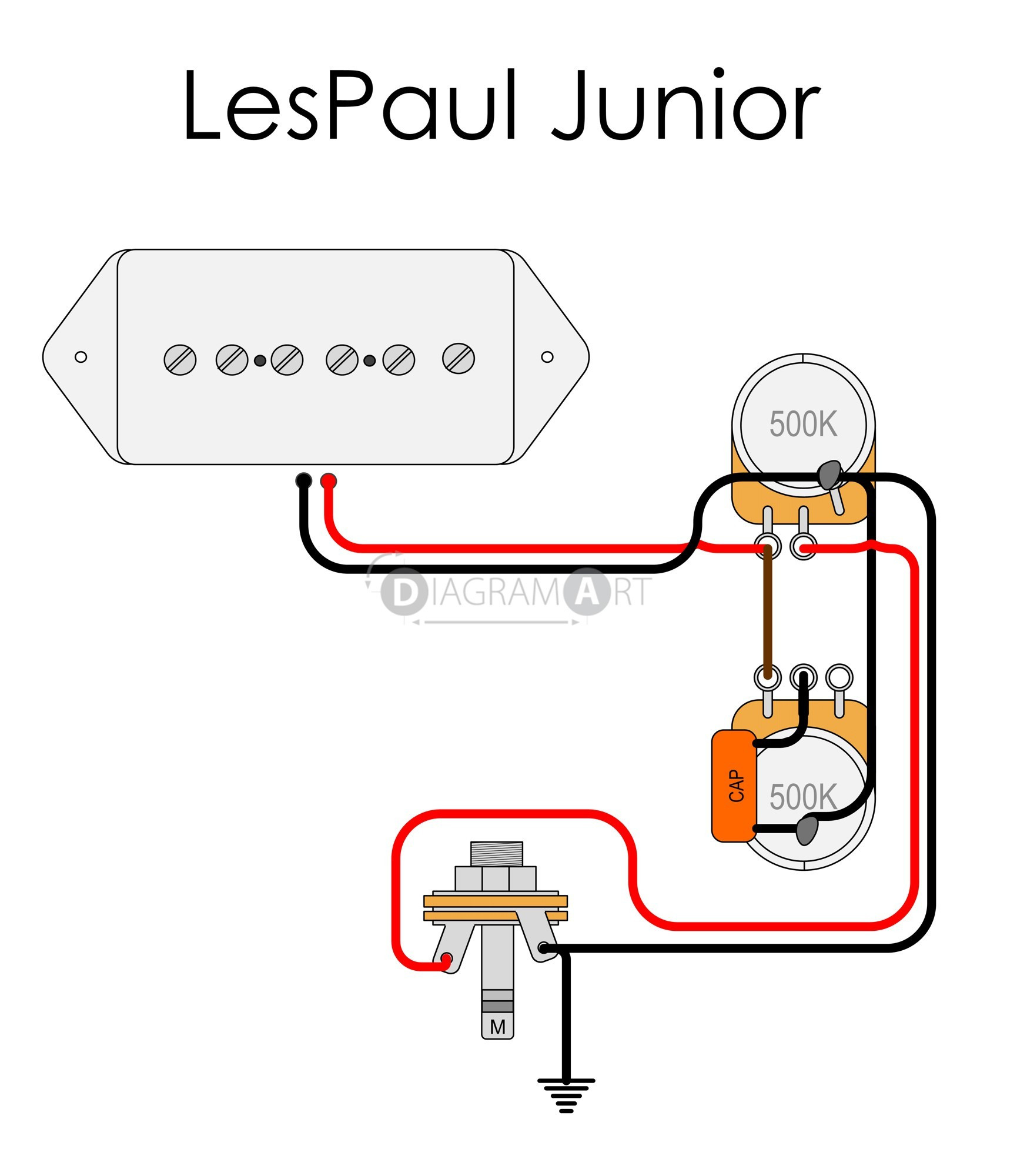 lp jr wiring diagram Collection-Gibson Sg Junior Wiring Diagram Valid P90 Wiring Diagram Les Paul Save Inspirational Les Paul Junior 13-b