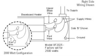 marley baseboard heater wiring diagram Download-Dimplex Wiring Diagram Fresh Stelpro Baseboard Heater Wiring Diagram Data Set • 1-l