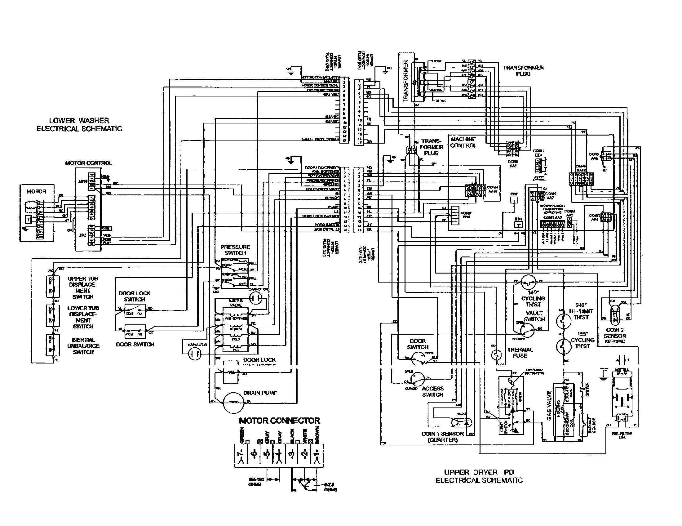 maytag washer wiring diagram Collection-P 3-b