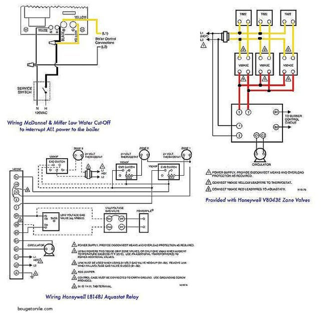 mcdonnell miller 67 wiring diagram Collection-Honeywell V8043e Zone Valve Wiring Diagram Somurich Honeywell Zone Damper Wiring Honeywell V8043e Wiring 15-s