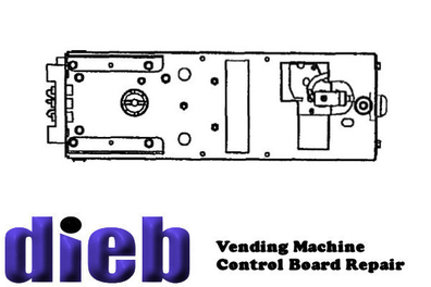 mei bill acceptor wiring diagram Collection-Dieb repairs the Rowe Century Dispenser Assembly 16-m