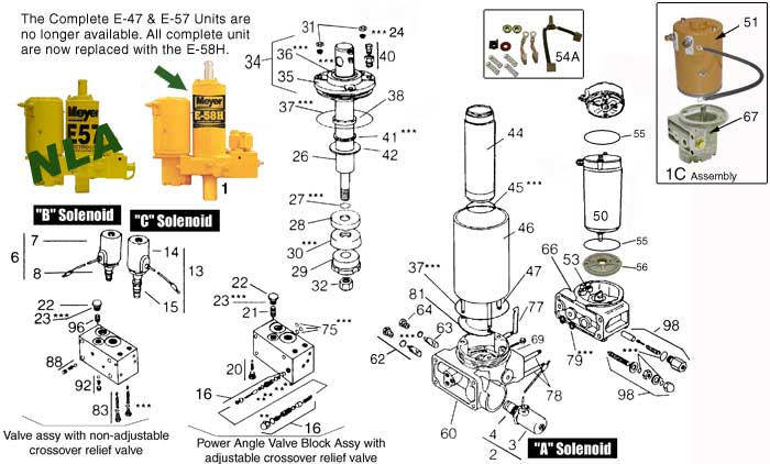 Meyer E 57h Wiring Diagram For Plow