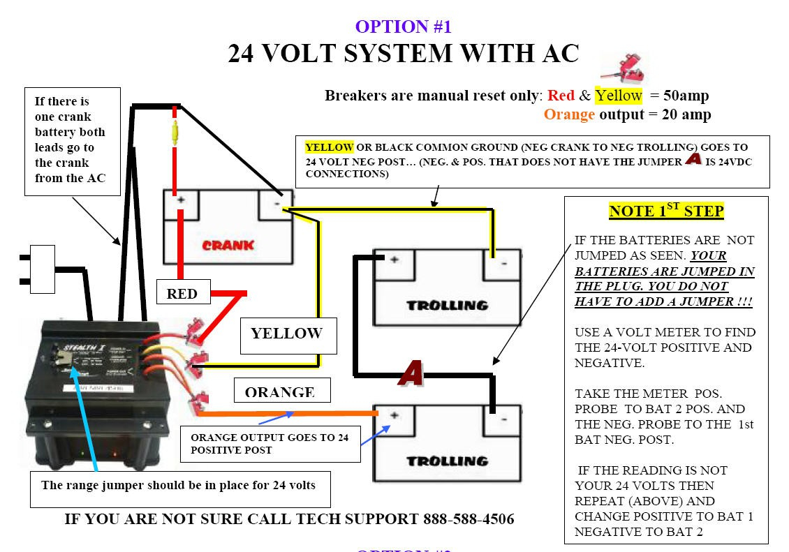 minn kota wiring diagram manual Collection-Minn Kota 3 Bank Charger Wiring Diagram Luxury 24 Volt Battery Wiring Diagram Agnitum 3-e