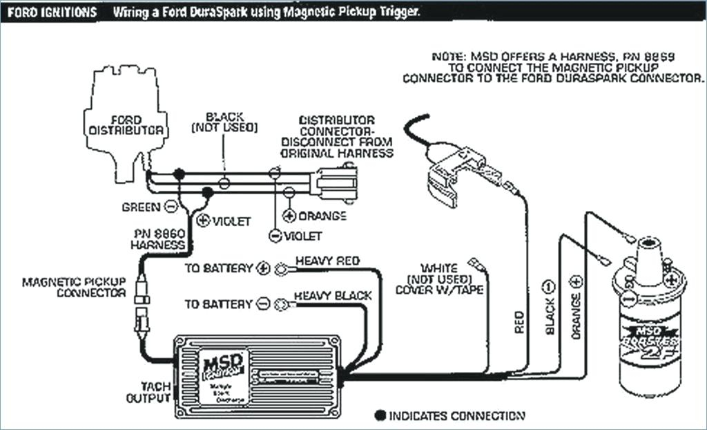 Motorcraft Distributor 12127 Wiring Diagram Sample