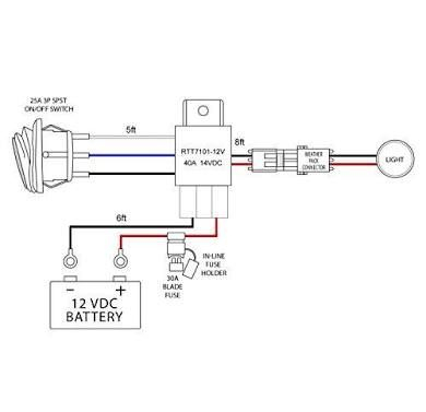 motorcycle headlight wiring diagram Download-Image result for wiring motorcycle headlight 4-p