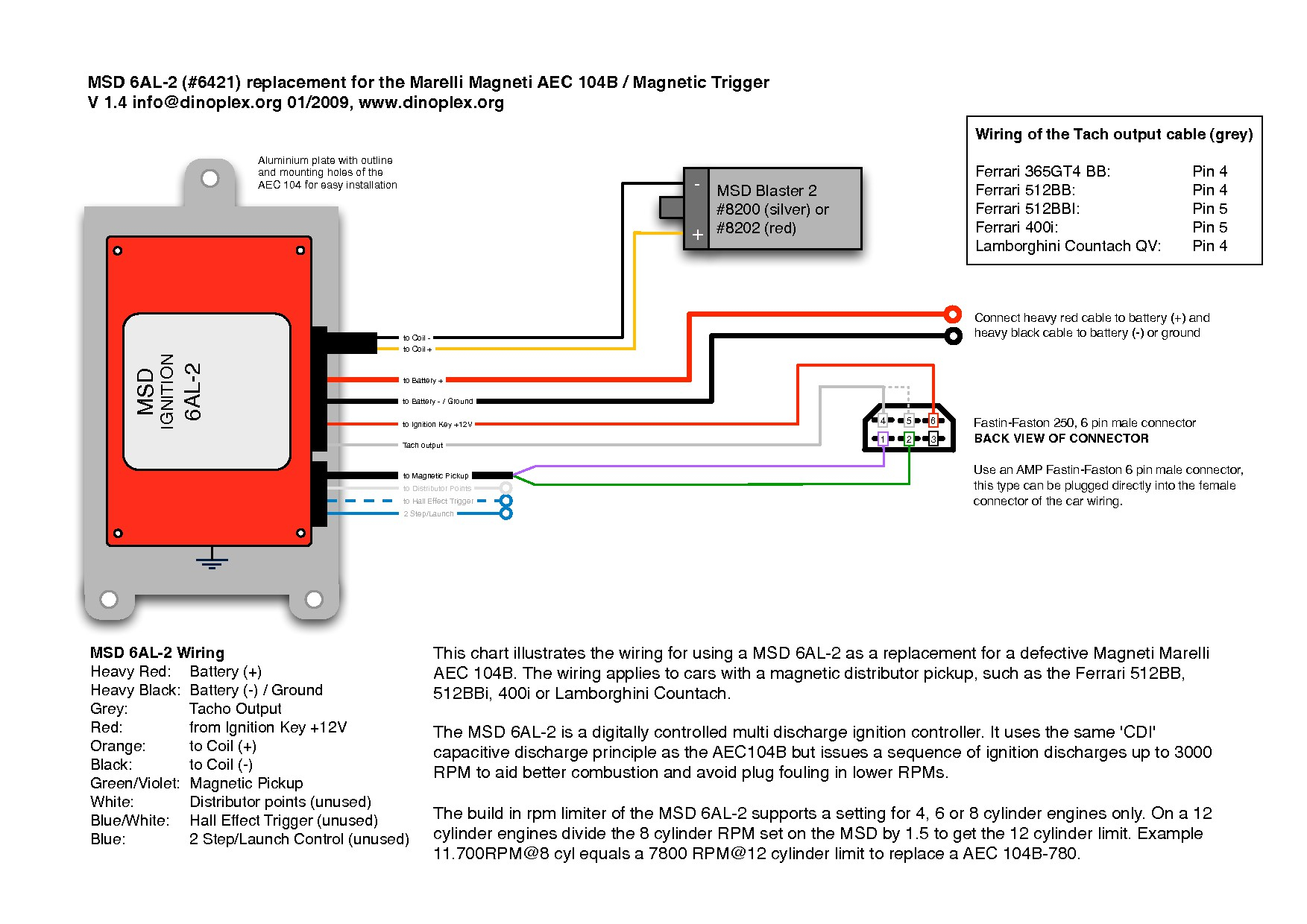 Tfi Wiring Diagram Library For 1988 Ford Festiva Chevy Ignition Msd 6al 2 Trusted Diagrams Rh Wiringhubme Today