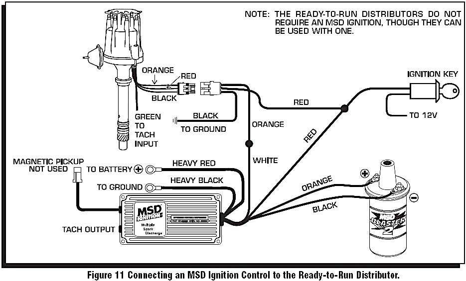 msd 6btm wiring diagram Download-50 Fantastic Msd Electronic Ignition System 13-l