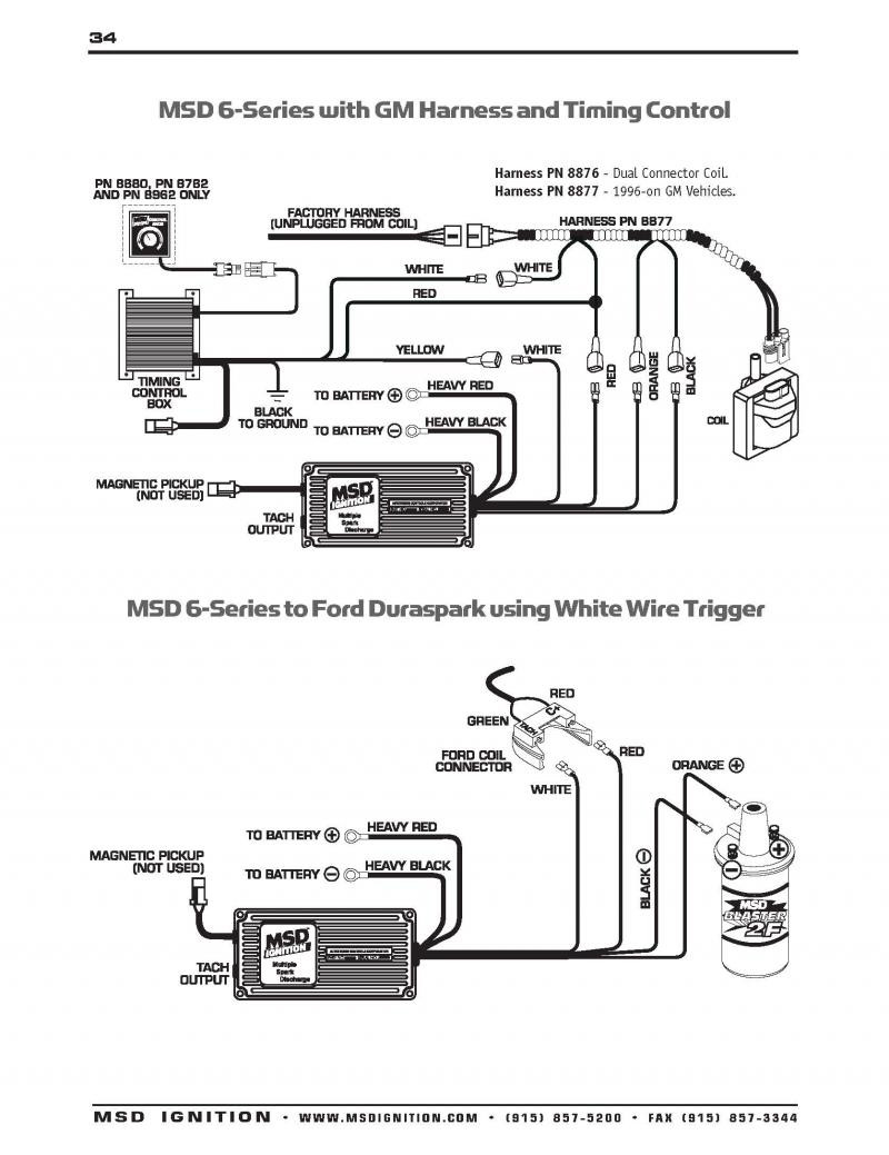 msd 6btm wiring diagram Collection-Genuine Msd 6Btm Wiring Diagram 6Al Schematic For Alluring 6al 16-r