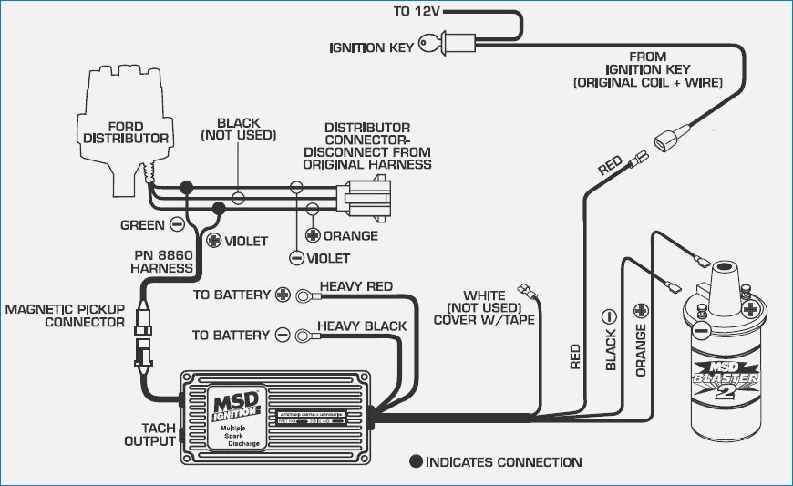 Msd Ignition 6al 6420 Wiring Diagram Download