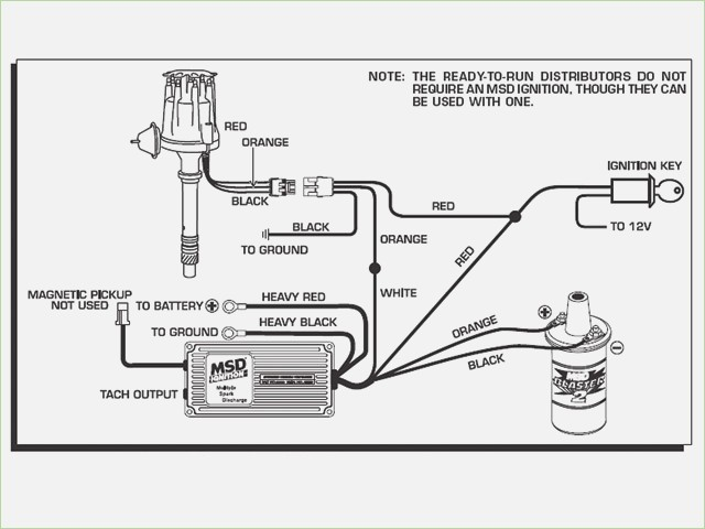 msd ignition 6al wiring diagram Collection-Wiring Diagram Msd 6al Wiring Diagram Ford Msd 6al 6420 6al Msd Ignition Wiring Diagram Within Msd 6Al Wiring Diagram 10-c