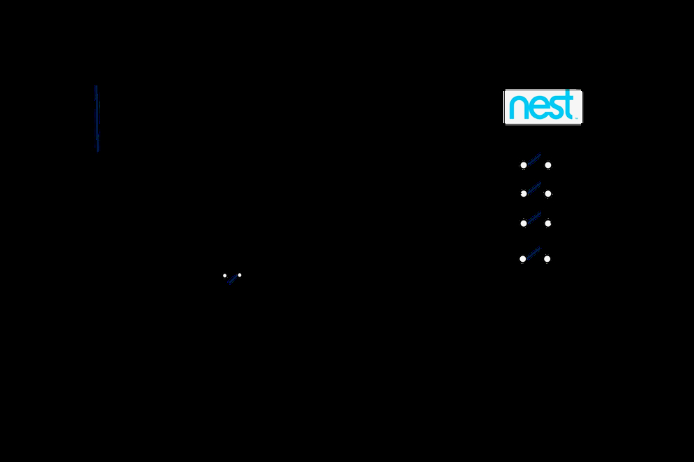 nest 3rd generation wiring diagram Collection-How to Install A mon Wire for Nest Best Simple thermostat Wire Diagram Wire A 3-q