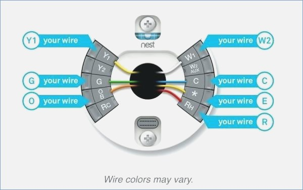 nest dual fuel wiring diagram Collection-How to Install A mon Wire for Nest Best Nice Nest thermostat Wiring Diagram 4 6-h