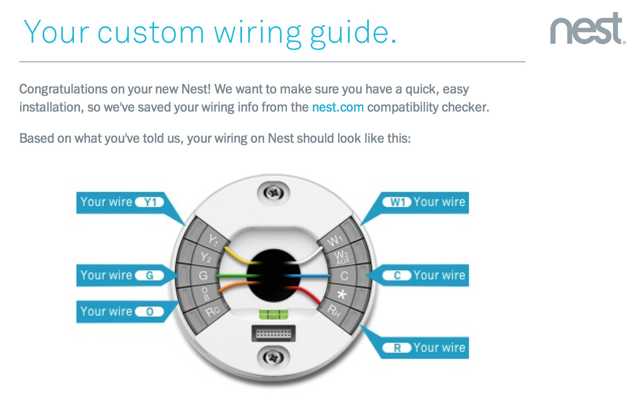 nest heat pump wiring diagram Collection-heating and cooling thermostat wiring diagram nest thermostat wiring rh wanderingwith us 17-c