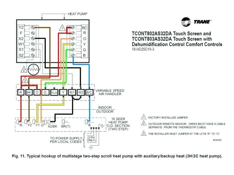 nest thermostat heat pump wiring diagram Collection-7 wire thermostat wiring diagram Download t stat wire thermostat wiring color code lovely wire 11-t