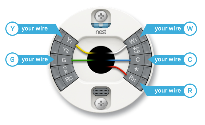nest thermostat wiring diagram Download-Each system s wiring is different You must your own custom wiring diagram with our patibility Checker 16-n