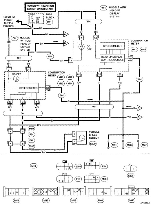nissan altima wiring diagram Download-94 Altima SE Heads Up Display HUD Conversion Nissan Forums Nissan Forum 19-a