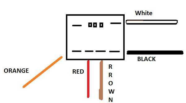 nissan frontier trailer brake wiring diagram Download-Can anyone tell me what wire goes to what anyone with a Nissan harness that can tell me what color wires match up with mine 7-s
