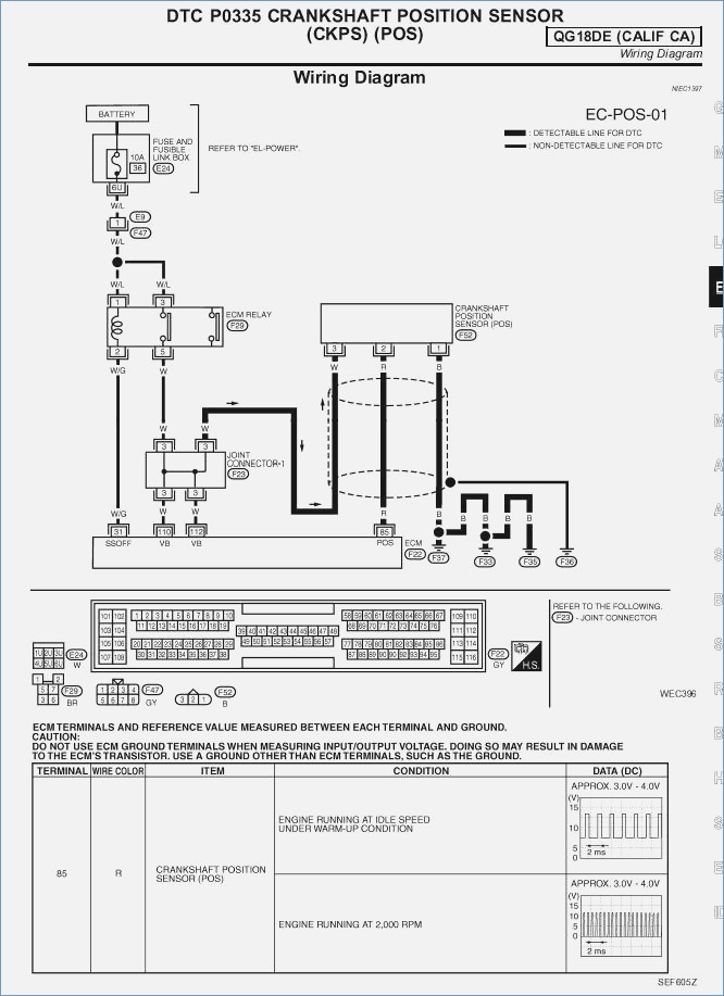 nissan sentra wiring diagram Download-Scintillating Nissan Sentra Radio Wiring Diagram For 2001 s 13-a