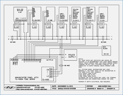 nurse call system wiring diagram Collection-Jeron Inter Wiring Diagram Best Famous Nurse Call Wiring Diagram Ideas Electrical Diagram Ideas 3-g