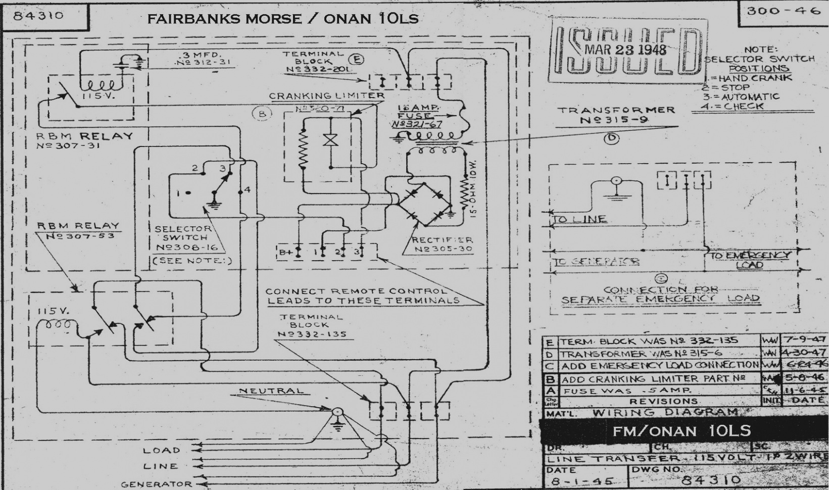 Onan Rv Generator Wiring Diagram Gallery Wiring Collection