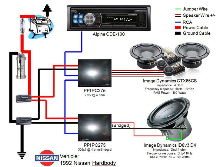 pa system wiring diagram Download-car audio system wiring diagram Collection Car Stereo Wiring Diagram Unique Cheap All In e 16-t
