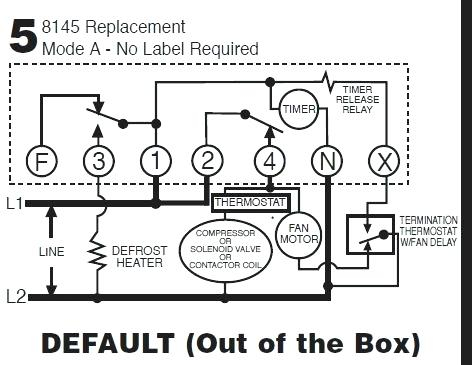 paragon 8141 00 wiring diagram Download-supco defrost timer wiring diagram automotive block diagram u2022 rh carwiringdiagram today Supco Defrost Timer Wiring 11-l