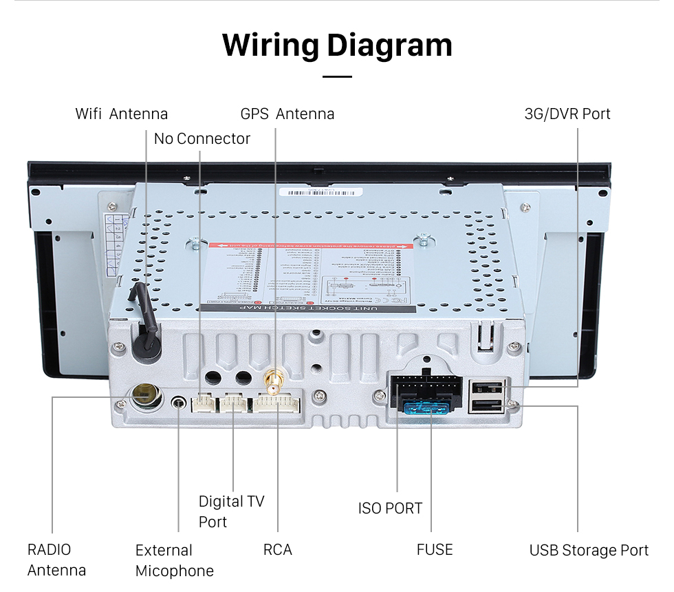 phone wiring diagram Download-Phone Wiring Diagram Unique Cheap All In e android 6 0 2000 2007 Bmw X5 E53 11-q