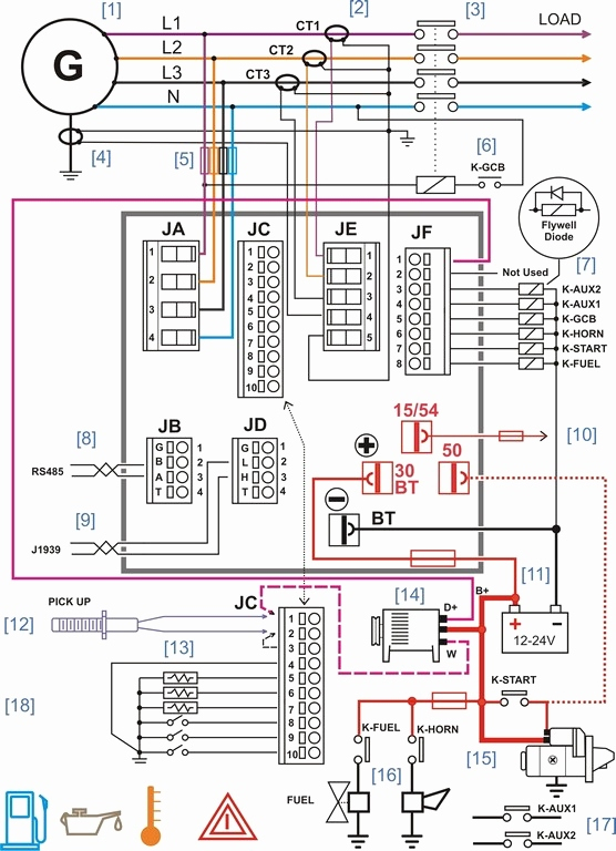 plc wiring diagram software Download-House Electrical Plan software Lovely Electrical Panel Wiring Pdf Plc Relay Output Practical Motor Control 3-a
