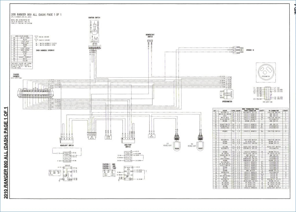 polaris ranger wiring diagram Download-Polaris Ranger Wiring Diagram 16-m