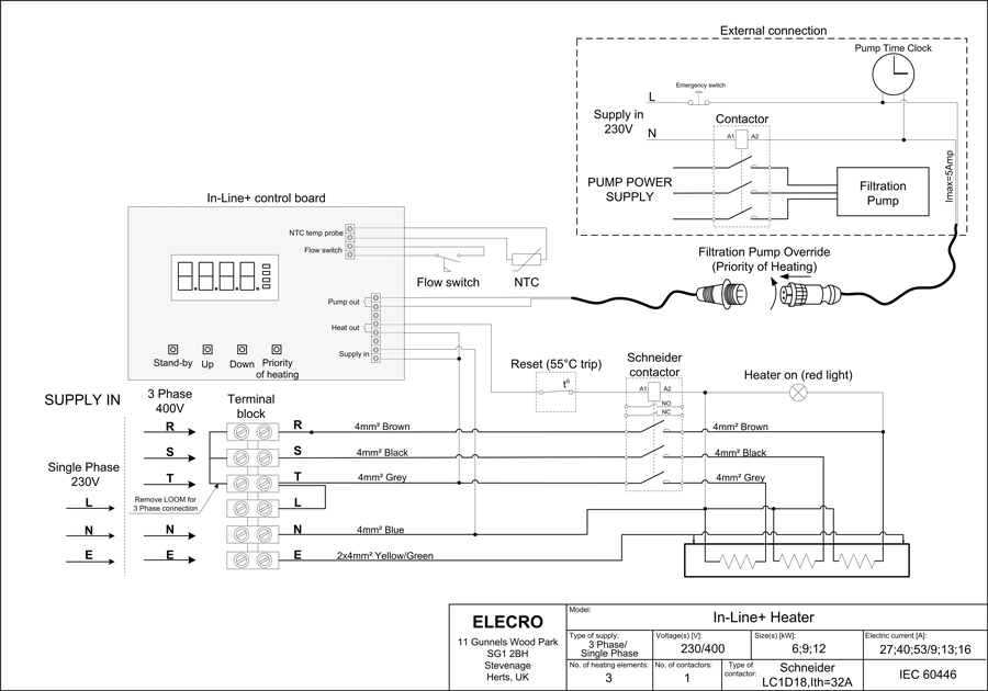 pool heat pump wiring diagram Download-Pool Heat Pump Wiring Diagram Awesome Fine Pool Pump Timer Wiring Diagram Electrical Circuit 5-t