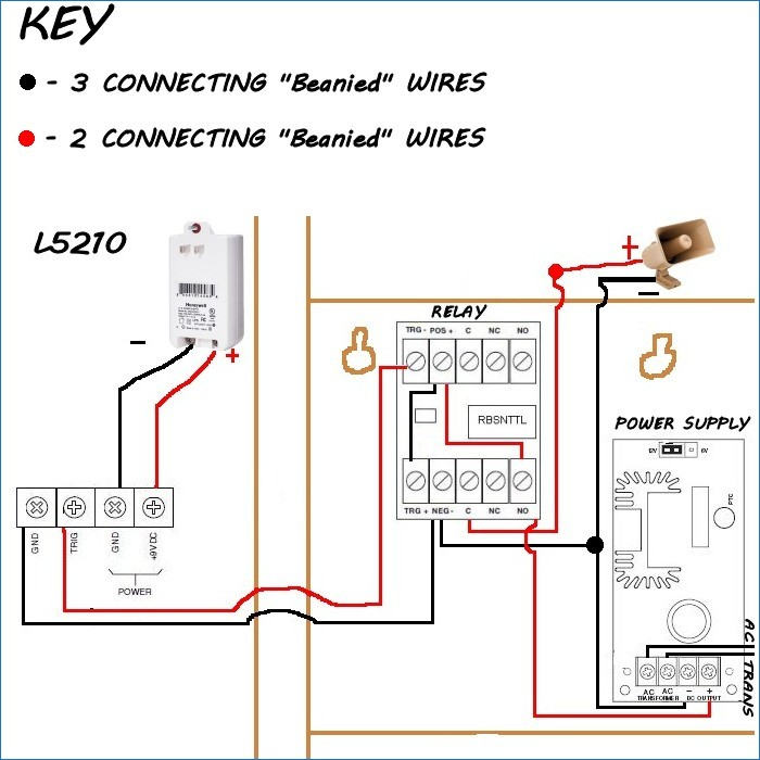 power supply wiring diagram Download-occupancy sensor power pack wiring diagram Collection Honeywell SIRENKIT OD Outdoor Siren Kit for LYNX DOWNLOAD Wiring Diagram 19-o