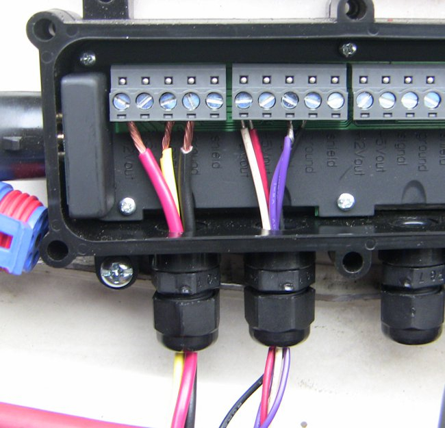 racepak iq3 wiring diagram Collection-Per Auto Meter tech support wire colors for the sender connector are 8-s