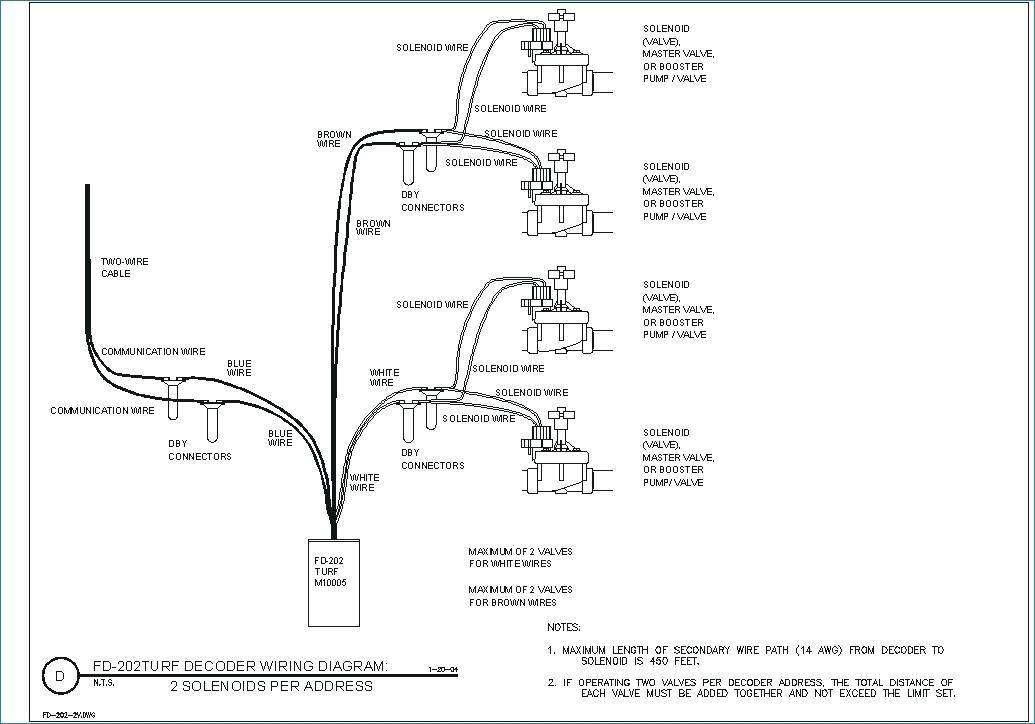 rain bird esp modular wiring diagram Download-rain bird esp modular rain bird cad detail drawings central control system rain bird esp modular 14-a
