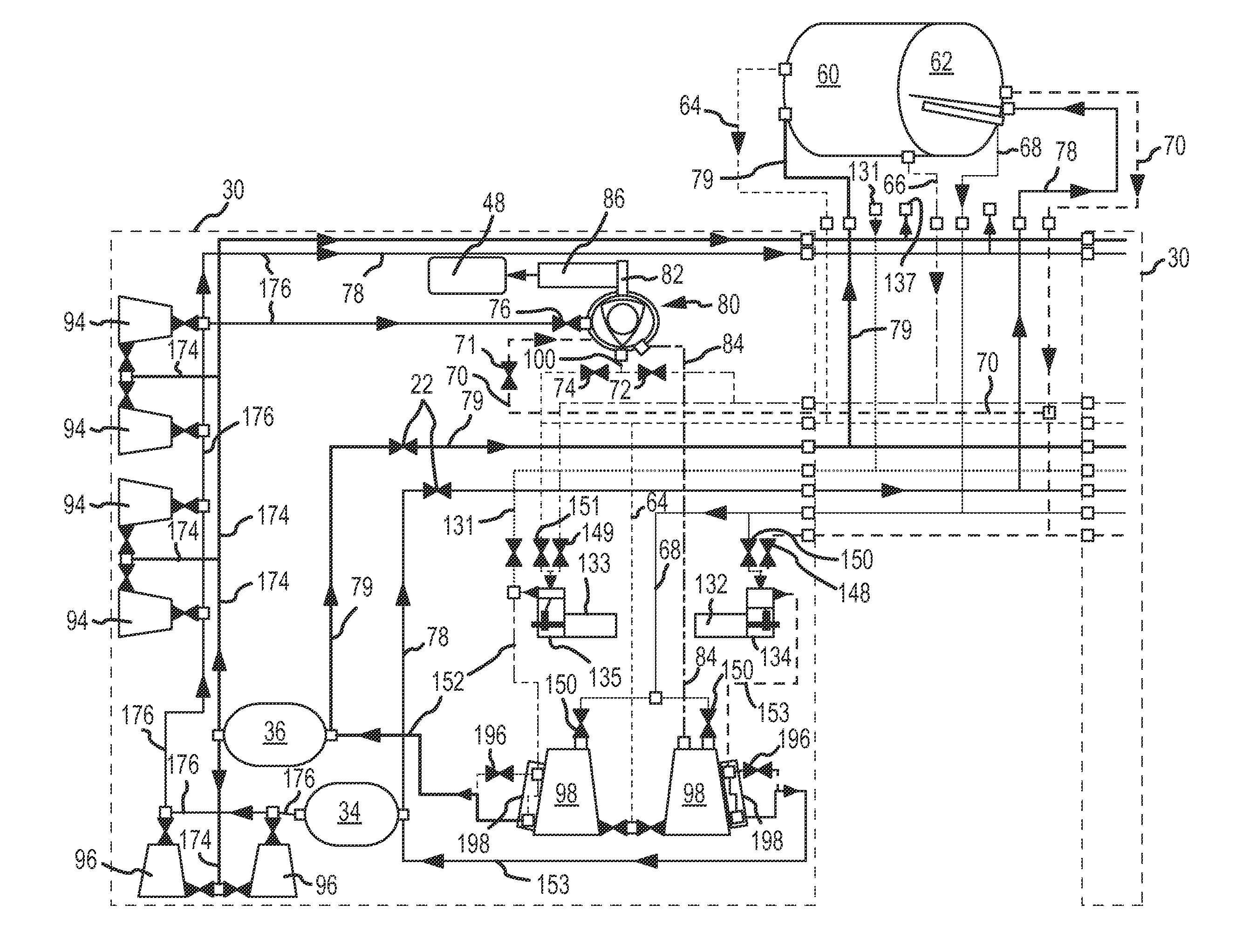 rcs actuator wiring diagram Collection-car Patent Us Integrated Vehicle Fluids Google Patents Patent Drawing Rcs Wiring Diagram Tbz48 Thermostat 12-l