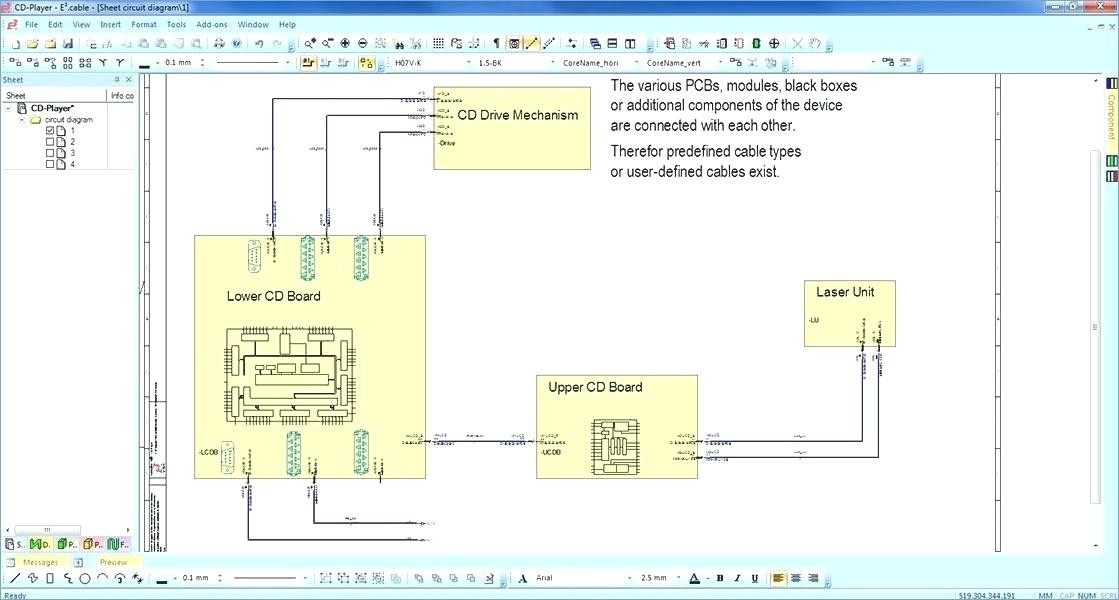 residential wiring diagram software Collection-House Circuit Diagram Luxury Home Wiring Diagram software Wiring Diagram Maker In Addition to 2-a